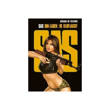 SAS 04 Bin Laden: De klopjacht 1e druk 2007