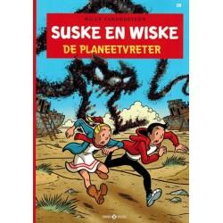 Suske & Wiske  339 De planeetvreter