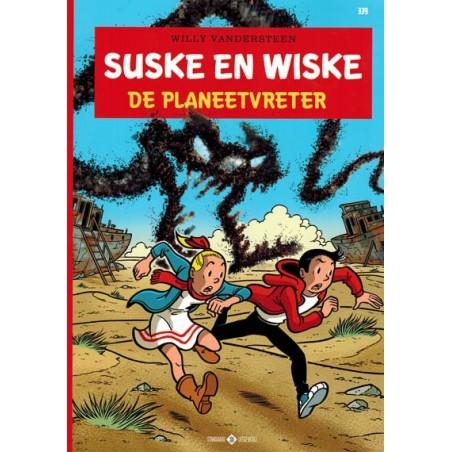 Suske & Wiske  339 De planeetvreter (naar Willy Vandersteen)