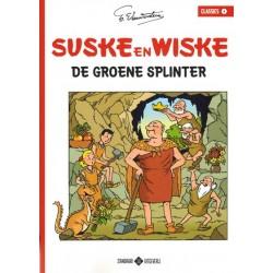 Suske & Wiske   classic 04 De groene splinter