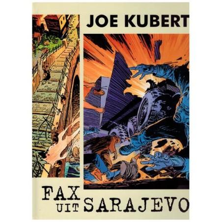 Kubert strips HC Fax uit Sarajevo