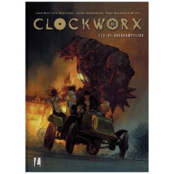Clockwork HC 02 De overrompeling