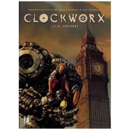 Clockwork HC 01 De oorsprong