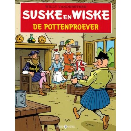 Suske & Wiske  Schooluitgave Olen De pottenproever