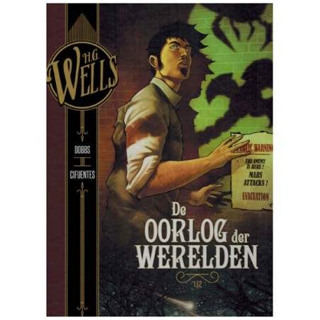 H.G. Wells 01 HC De oorlog der werelden deel 1