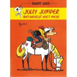 Lucky Luke  Oneshot 02 Jolly Jumper antwoordt niet meer