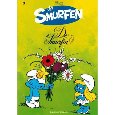 Smurfen  03 De Smurfin & Honger bij de Smurfen