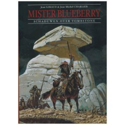 Blueberry  Luxe 06 HC Mister Blueberry Schaduw over Tombstone