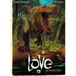 Love 04 De dinosaurus (groter formaat dan de HC)