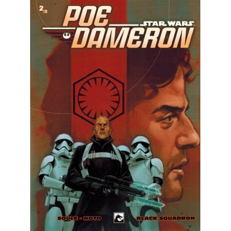 Star Wars  NL Poe Dameron 02 Black squadron deel 2