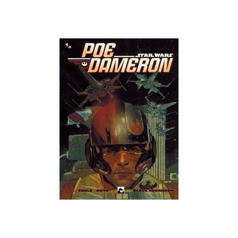 Star Wars  NL set Poe Dameron Black squadron deel 1 & 2