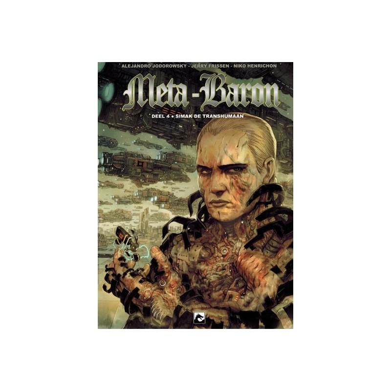 Meta-Baron 04 Simak de transhumaan