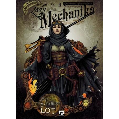 Lady Mechanika II Het tablet van het lot 3