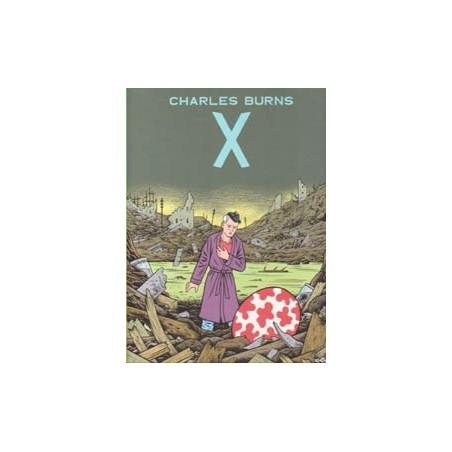 Burns strips Doug trilogie set HC  X / De korf / Suikerschedel