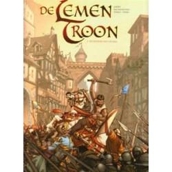 Lemen troon set deel 1 t/m 6 1e drukken 2008-2016