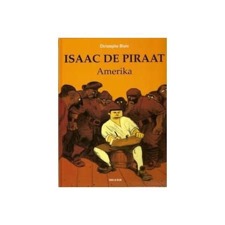 Isaac de piraat set deel 1 t/m 5 HC 1e drukken 2004-2007