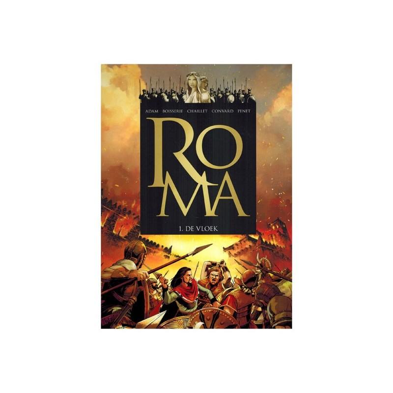 Roma set HC deel 1 t/m 4 1e drukken 2017-2019