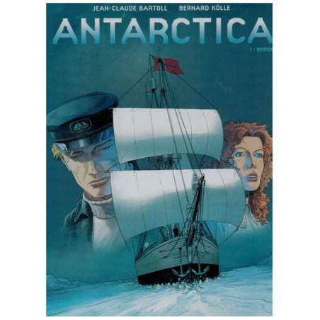 Antarctica set HC deel 1 t/m 3 1e drukken 2014-2016