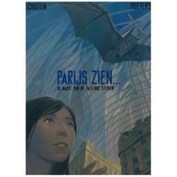 Schuiten  strips set Parijs zien... HC deel 1 & 2