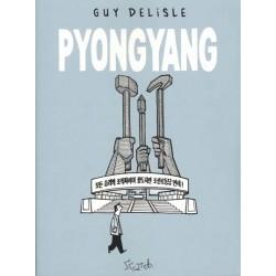 Delisle strips Pyongyang