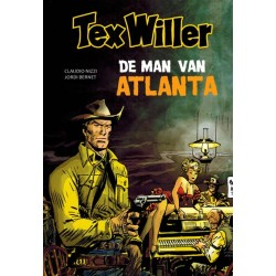 Tex Willer  Annual 07 De man van Atlanta