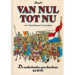 Van nul tot nu HC 01 De Vaderlandse geschiedenis tot 1648 2e druk 1986