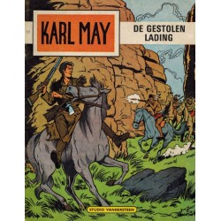 Karl May 17% De gestolen lading 1e druk 1967