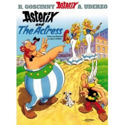 Asterix   UK 31 The Actress