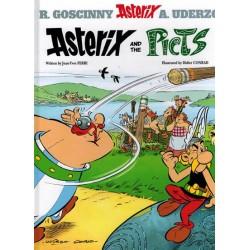 Asterix   UK HC 35 The Picts (naar Uderzo & Goscinny)
