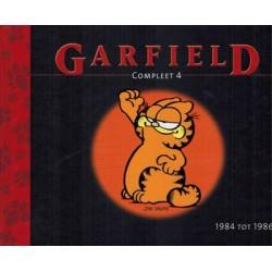 Garfield  compleet HC 04 1984-1986