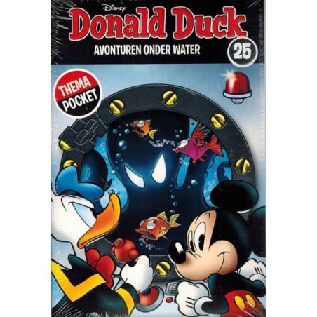 Donald Duck  Dubbel pocket Extra 25 Avonturen onder water