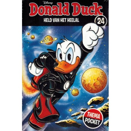 Donald Duck  Dubbel pocket Extra 24 Held van het heelal
