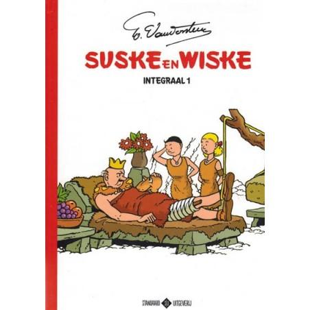Suske & Wiske   classics integraal HC 01