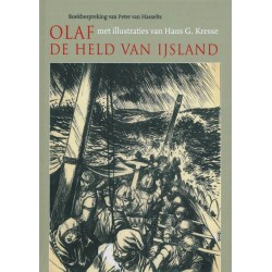 Kresse  illustraties HC Olaf de held van Ijsland