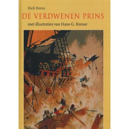 Kresse  illustraties HC De verdwenen prins (Dick Dreux)