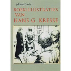 Kresse  illustraties HC Boekillustraties van Hans G. Kresse