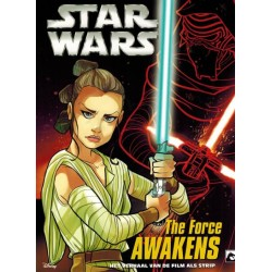 Star Wars  NL manga filmstrip 07 The force awakens