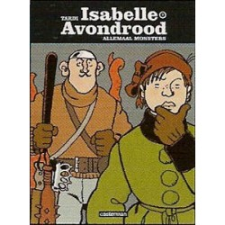 Isabelle Avondrood 07<br>Allemaal monsters! HC