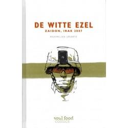 Uriarte strips HC De witte ezel Zaidon, Irak 2007