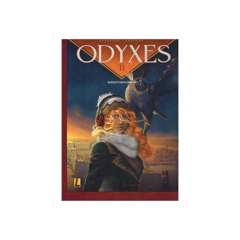 Odyxes HC 02 Woestijnschuim