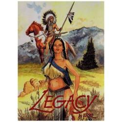 Ersel strips HC Legacy