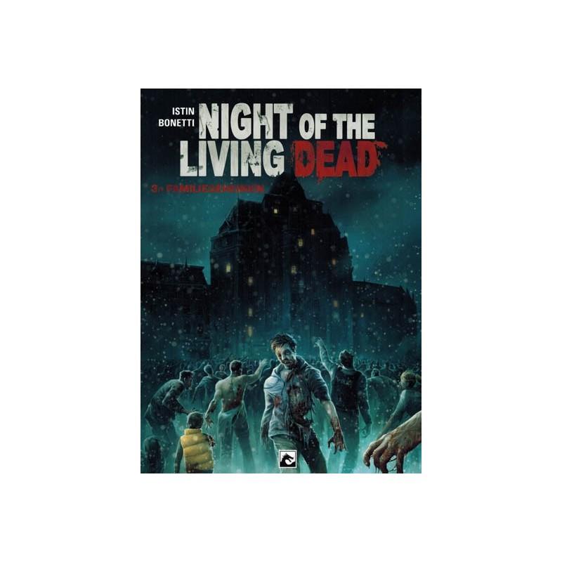 Night of the living dead NL 03 Familiegeheimen