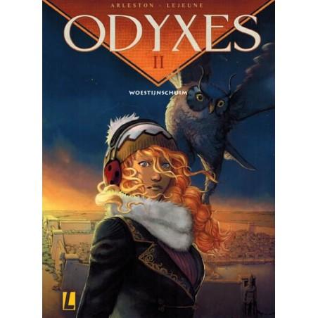 Odyxes 02 Woestijnschuim