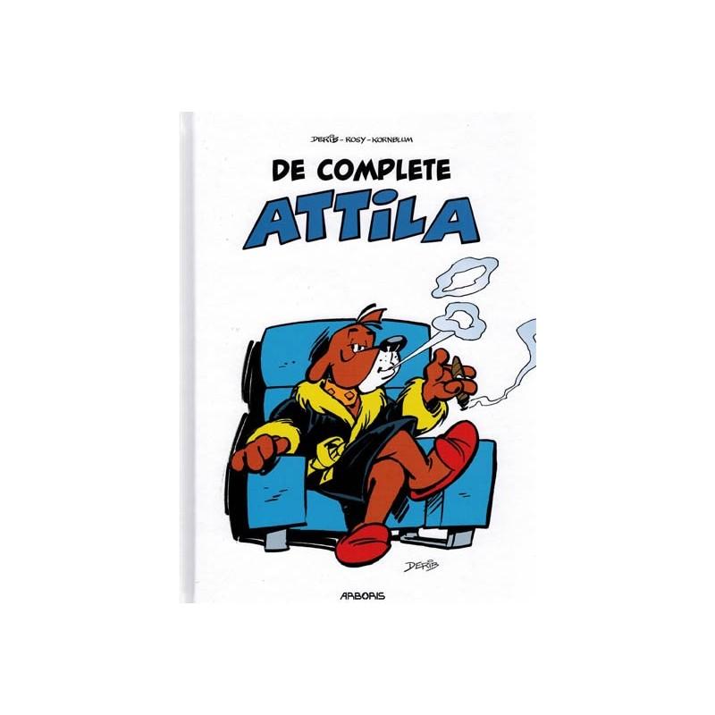 Attila  integraal Luxe HC de complete