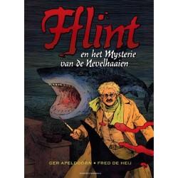 Fflint 01 Het mysterie van de nevelhaaien (Llewelyn)