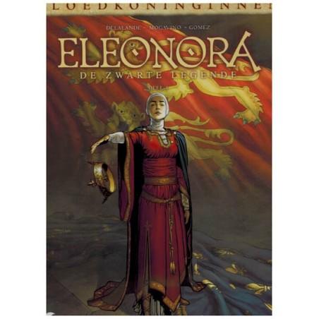 Bloedkoninginnen 1.4 HC Eleonora De zwarte legende deel 4