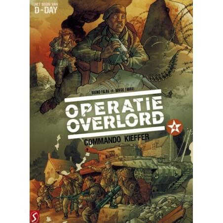 Operatie Overlord  04 Commando Kieffer (Het begin van D-Day)