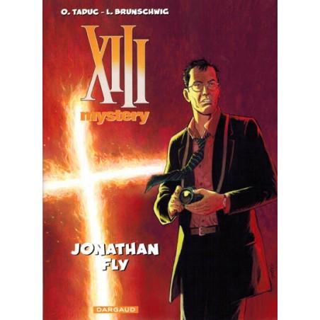 XIII Mystery HC 11 Jonathan Fly 1e druk 2017