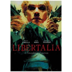 Libertalia HC 01 Triomferen of sterven