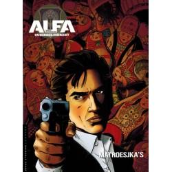 Alfa  Eerste wapenfeiten 04 Matroesjka's